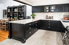 black shaker style kitchen cabinets shaker style kitchens rosemount kitchens