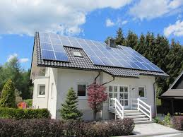 house with solar why should you buying solar panels for your home solarpanelbuild