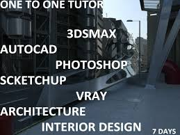 Interior Design Universities In London by Architecture Tutor Autocad Mac Photoshop Revit Sketchup 3ds Max