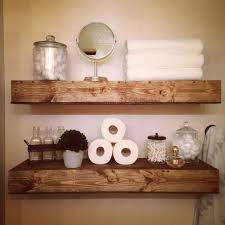 Shabby Chic Bathrooms Ideas by Bathroom Shelf Decor Bathroom Decor