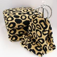 Cheetah Print Bathroom by Lauren Buxbaum Gordon U0027s Chicago Home Ottomans Leopards And Pillows