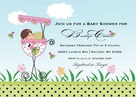 Birthday Card Invitation Ideas Baby Shower Invitation Card Theruntime Com