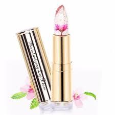Flower Balm - kailijumei flower jelly lipstick temperature change color lip balm