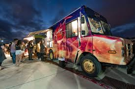 free friday night bites event offers new food trucks kids cooking