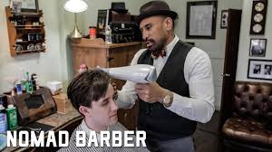 nomad barber the art of being a gentleman youtube