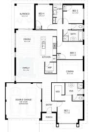 floorplan design single storey display home townsville queensland
