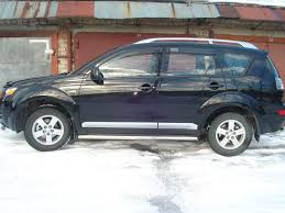 mitsubishi car 2008 2008 mitsubishi outlander for sale 2400cc gasoline manual for sale