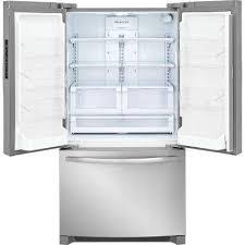 Best French Door Refrigerator Brand - frigidaire refrigerators appliances the home depot