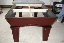Pool Table Disassembly by Pool Table Dismantle Www Centurybilliards Net
