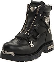 harley motorcycle boots amazon com harley davidson men s brake light boot motorcycle