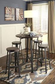 round dining table with stools u2013 mitventures co