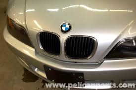 bmw grill bmw z3 radiator grille replacement 1996 2002 pelican parts diy