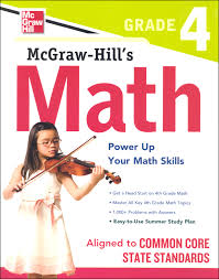 mcgraw hill math grade 4 power up your math skills 053249