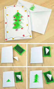 make your own creative diy cards this winter