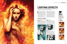 tutorial photoshop online create the cover tutorial preview lighting effects advanced