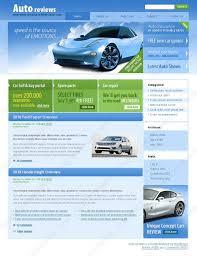 demo for car club psd template 49898