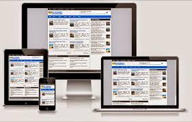 magmild responsive seo friendly blogger template evo template