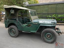 military jeep front ford gpw willys jeep 1944 ex british army ww2