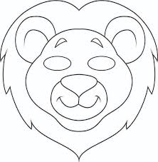lion mask craft these jungle masks are for at home play or for your vbs