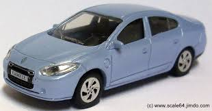 renault fluence ze renault fluence z e electric sedan model cars hobbydb
