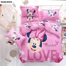 Minnie Bedroom Set by Minnie Mouse Bedding Sets Promotion Shop For Promotional Minnie
