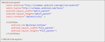 tutorial android mobile development list view and memory