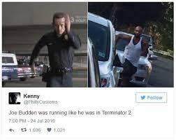 Joe Budden Memes - terminator 2 tweet running joe budden know your meme