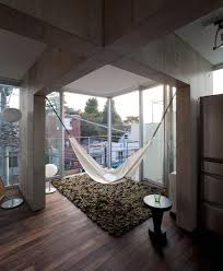 creative room decorating ideas adding fun of hammocks to interior