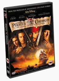 pirates caribbean curse black pearl