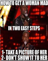 Mad Woman Meme - how to get a woman mad very funny pics