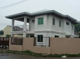 Small House Design Philippines Glenville Subdivision House Construction Project In Leganes