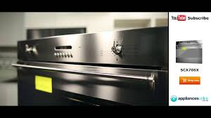 smeg electric wall oven sca706x reviewed by product expert smeg electric wall oven sca706x reviewed by product expert appliances online youtube