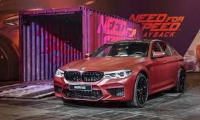 2018 bmw m5 is ready for u0027need for speed payback u0027 the torque report