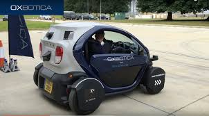 oxbotica u0027s autonomous vehicle software learns its environment and