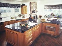 kitchen unthinkable black granite countertop from a modern