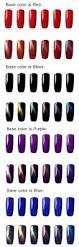 6 colors cat u0027s eye liquid uv gel polish magnetic magic color