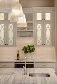 Tile Kitchens - white macaubas quartzite countertops u0026 calacatta gold backsplash