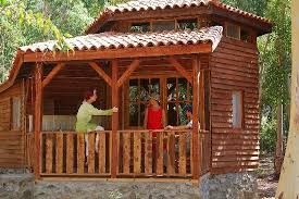 wooden houses in forest picture of pastoral vadi ecologic
