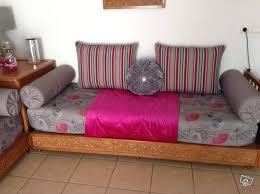 photo canapé marocain fraiche faireunsalon marocain moderne idées de design maison et