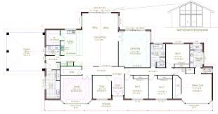 House Plans Australia Rectangular House Plans Graphicdesigns Co
