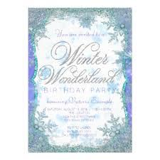 frozen birthday invitations u0026 announcements zazzle