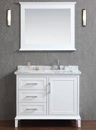 54 Inch Bathroom Vanity Single Sink Bathroom Best Vanities Sink Vanity Options On Sale With Regard To