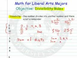 divisibility rules for 2 3 4 5 6 8 9 10 and 12 youtube