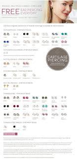 icings earrings 70 best ear piercings and earrings images on jewelry