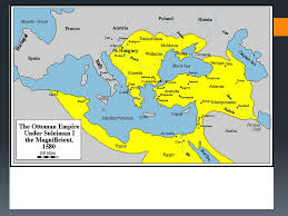 Present Day Ottoman Empire The History Of The Middle East The Ottoman Empire Six A Muslim