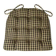 plaid dining chair cushions houzz