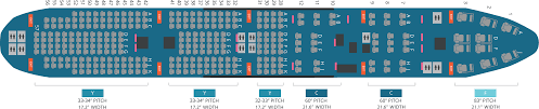 A380 Seat Map United Airlines First Class 777
