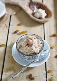 the easiest rice pudding ever