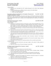 Hobbies For Resume Examples Detailed Resume Example Format Of Resume In Word Customizable