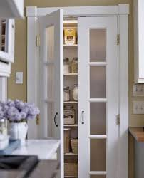 Kitchen Pantry Doors Ideas Kitchen Closet Design Ideas 51 Pictures Of Kitchen Pantry Designs